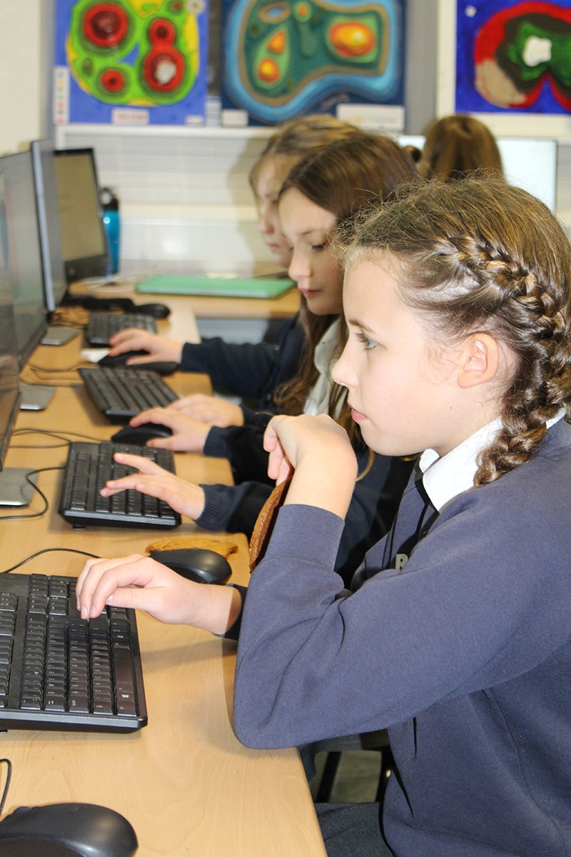 Gifted and Talented Coding success